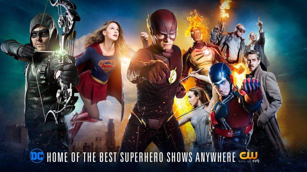 Melissa Benoist e Caity Lotz sono Supergirl e White Canary nel supereroistico selfie apparso su Twitter