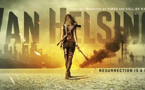 Il network SyFy rinnova la serie tv Van Helsing per una seconda stagione