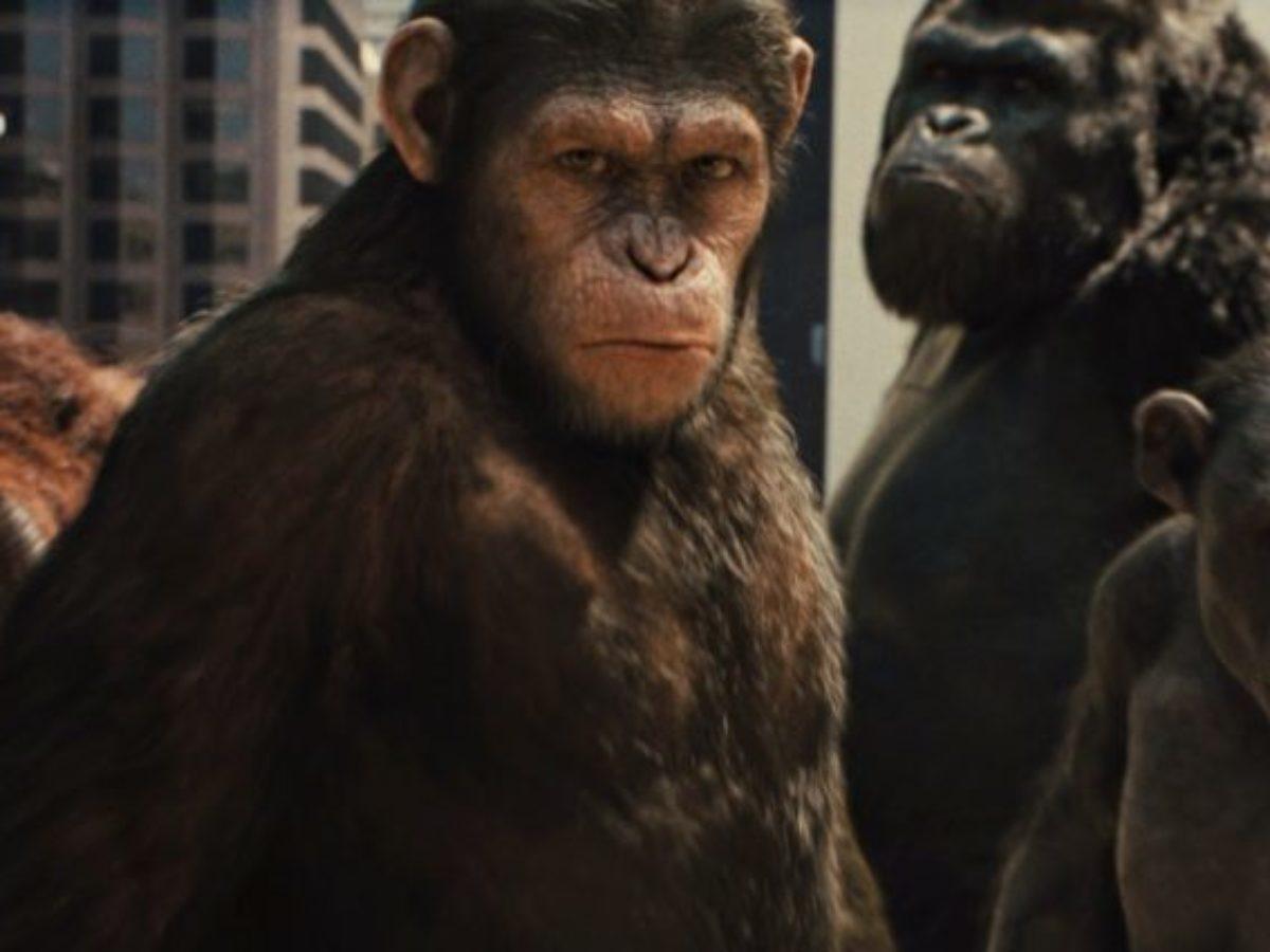Film in TV] L'alba del pianeta delle scimmie, Jurassic Park e gli ...