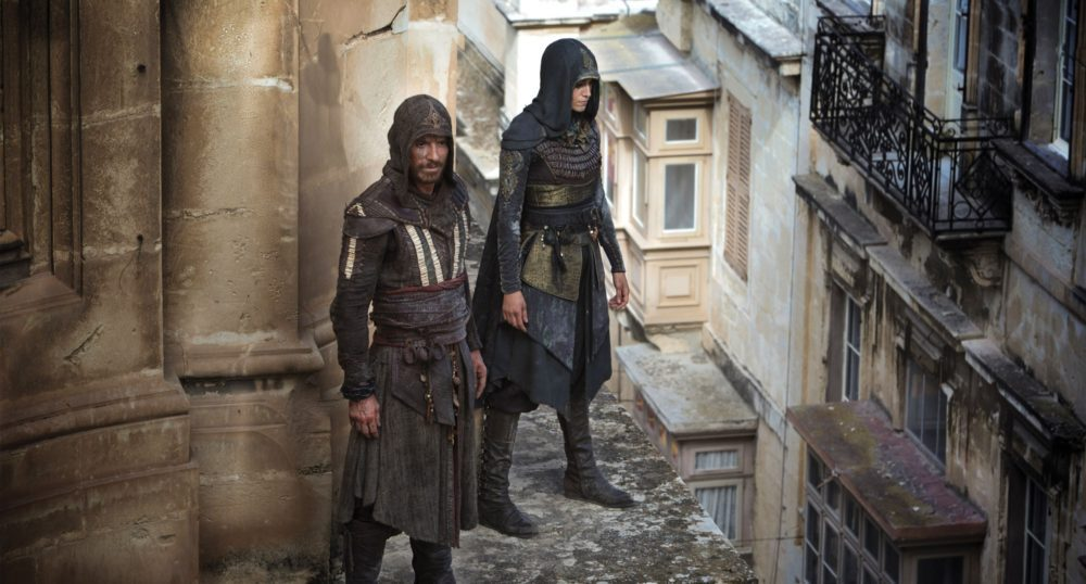 assassin's creed film foto