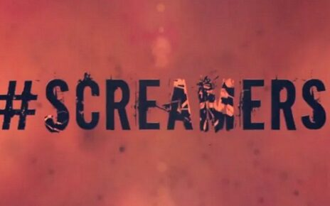 #screamers banner