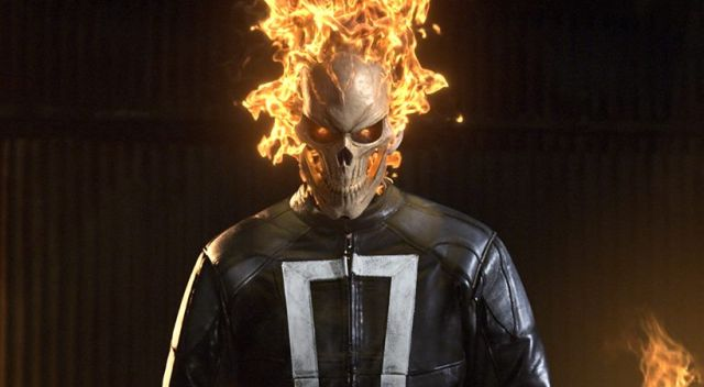 ghost rider serie tv