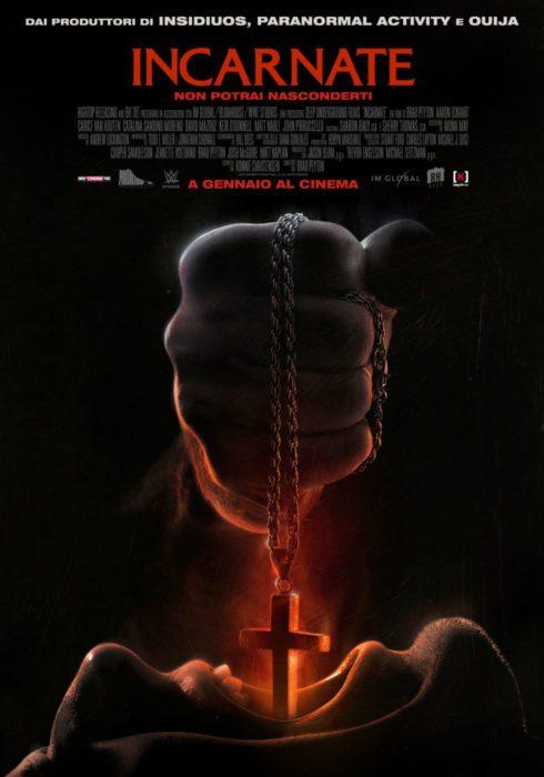 incarnate film poster