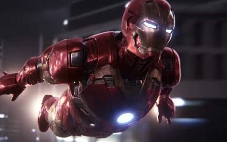 iron man experience banner