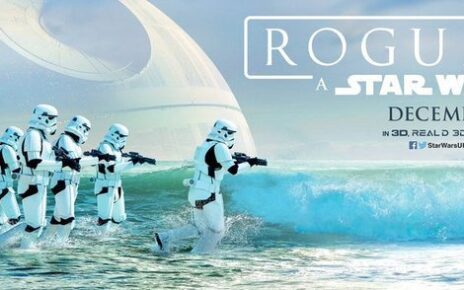 rogue one banner uk
