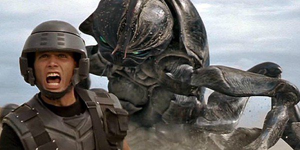 starship troopers foto
