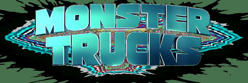 monster trucks banner