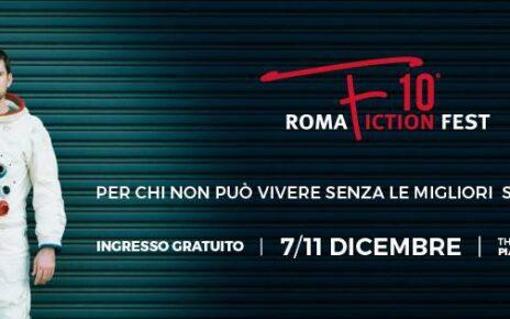 roma fiction fest logo