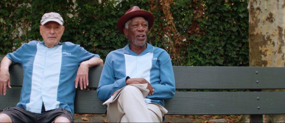Morgan Freeman, Alan Arkin e Michael Caine nel primo trailer italiano di Insospettabili Sospetti