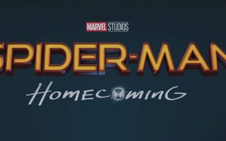 spider-man homecoming logo