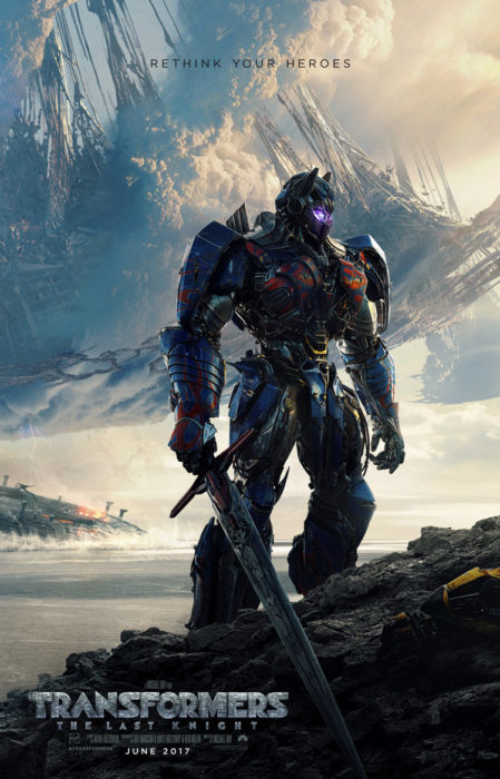 transformers 5 poster