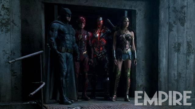 justice league empire