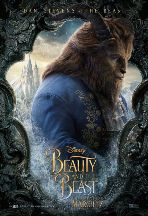 La Bella e la bestia poster