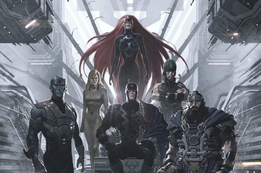 inhumans comics