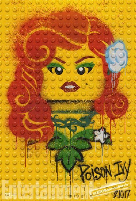 lego batman film poster