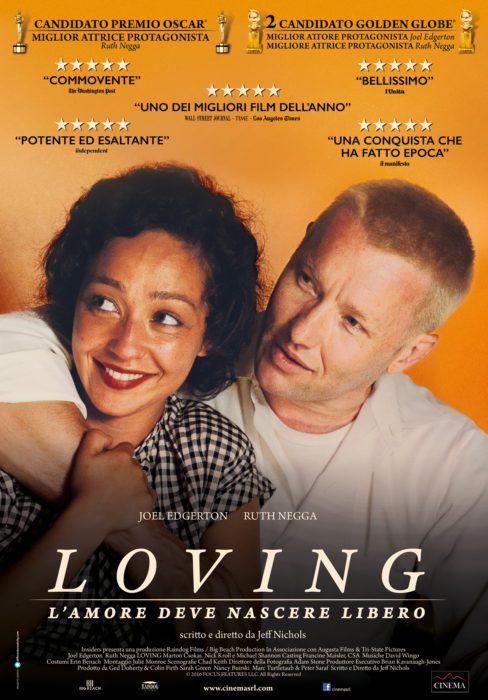 Trailer e poster di Loving, il film di Jeff Nichols nelle sale dal 16 marzo
