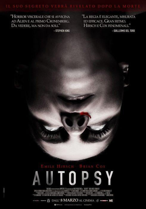 autopsy poster ita