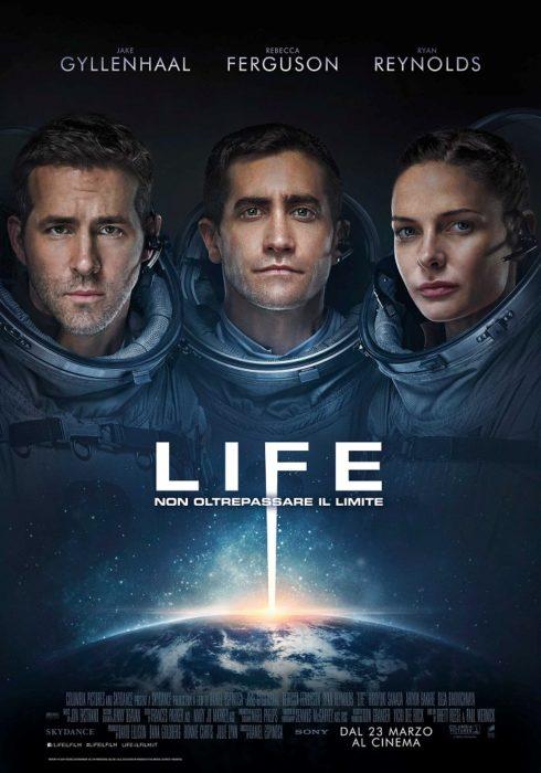 life poster ita