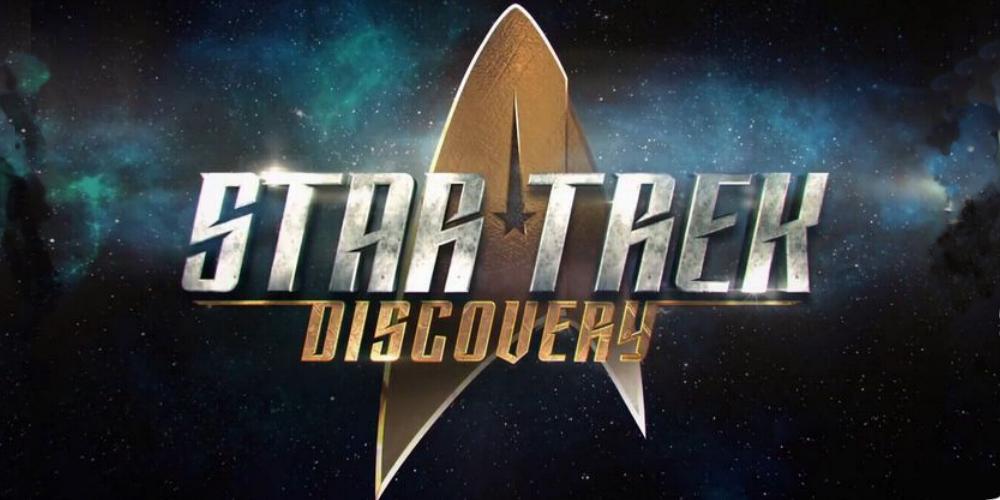 discovery star trek logo