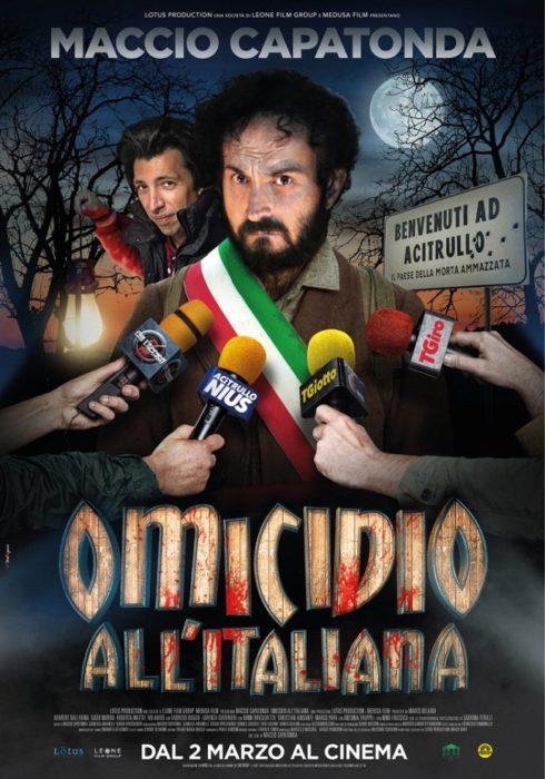 omicidio all'italiana poster
