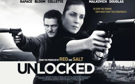 unlocked poster