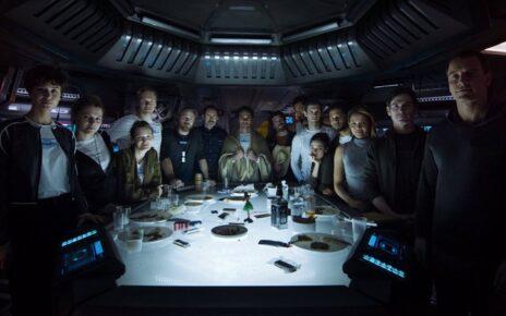 alien covenant foto cast