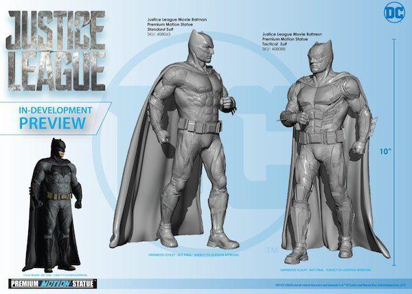 batman justice league concept