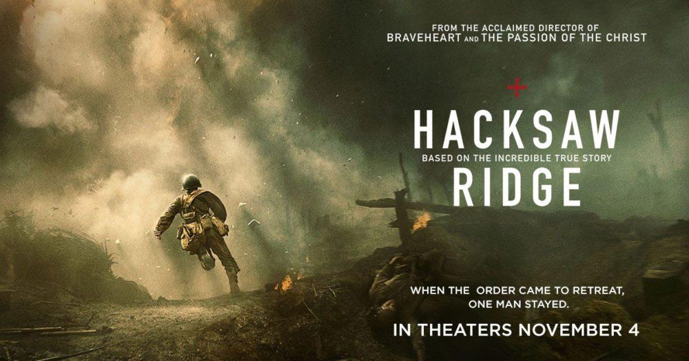 [Recensione] La battaglia di Hacksaw Ridge, il nuovo film di Mel Gibson