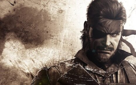 metal gear solid banner