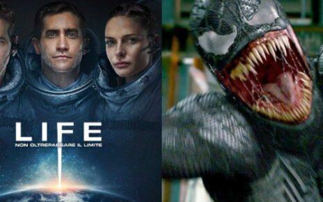 Una spettacolare teoria collegherebbe il thriller sci-fi Life a Venom, ecco come!