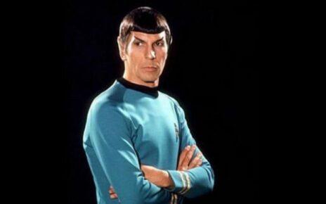 mr spock star trek