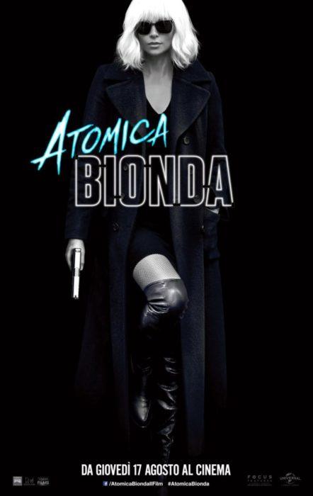 atomica bionda poster ita