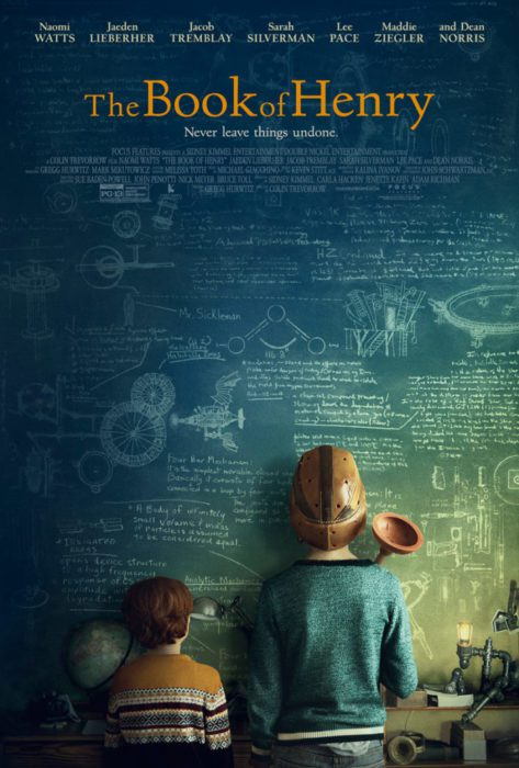 book of henry poster