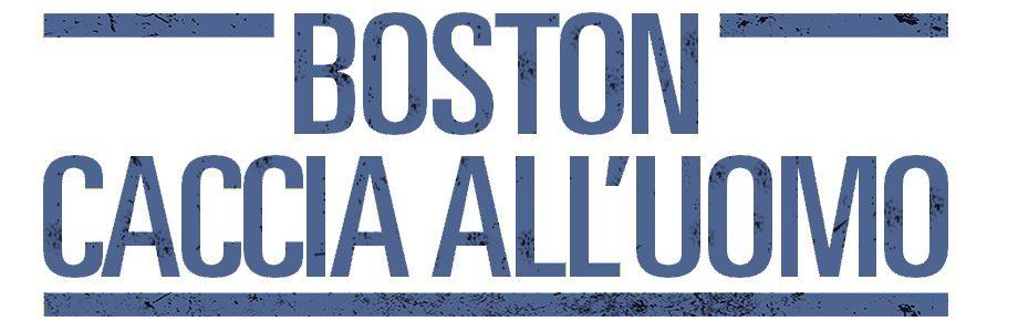 boston caccia all'uomo logo