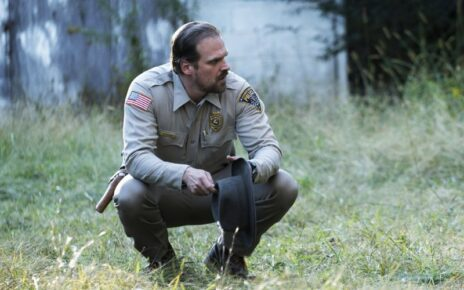 david harbour stranger things