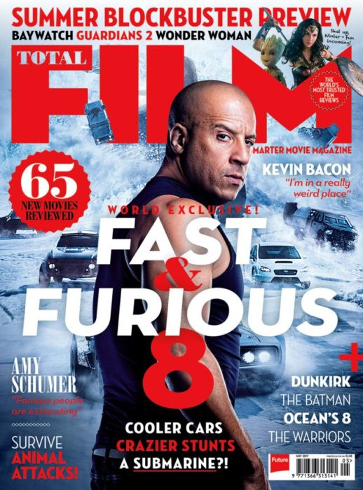 fast 8 cover total film