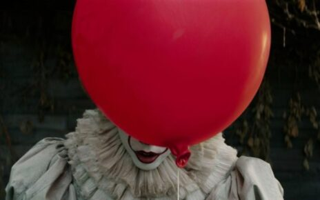 it horror stephen king foto clip