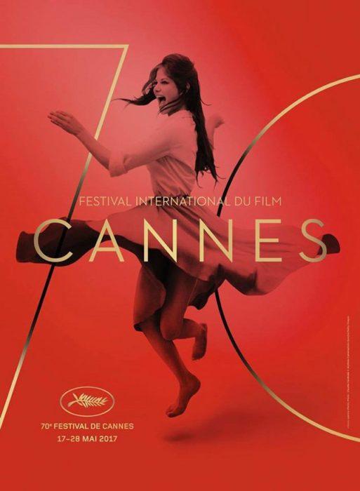 [Cannes 70] Claudia Cardinale nel manifesto ufficiale della 70a edizione