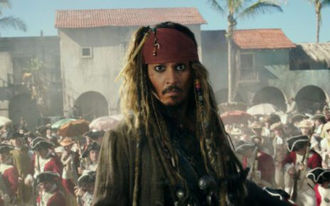 pirati dei caraibi 5 foto