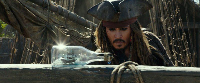 pirati dei caraibi 5 foto e incassi
