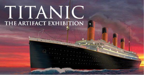 titanic mostra torino