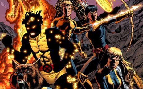 nuovi mutanti foto