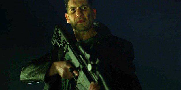 the punisher riprese terminate