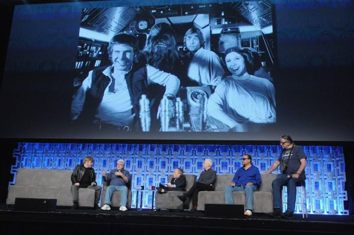 star wars celebration - foto 40esimo anniversario
