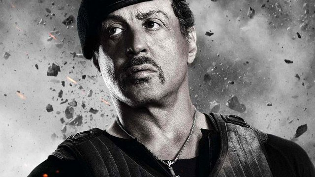 sylvester stallone expendables