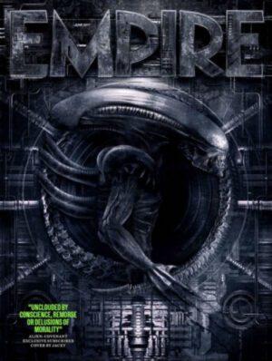 alien covenant cover empire magazine