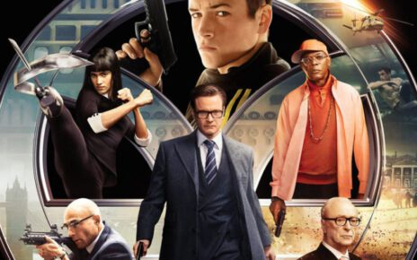 Taron Egerton e Jeff Bridges nelle esclusive foto di Kingsman: The Golden Circle