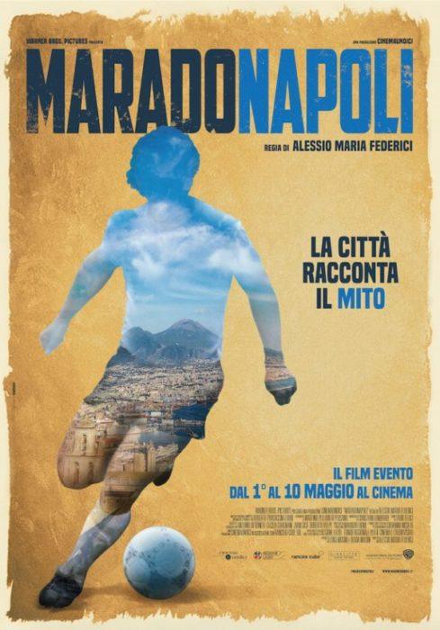 maradonapoli poster