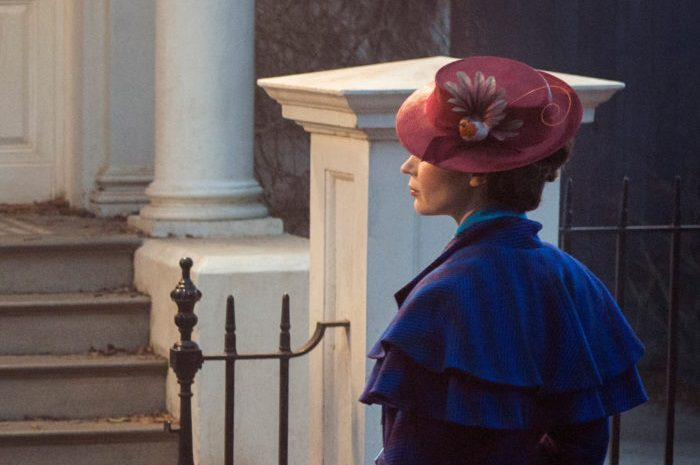 mary poppins returns foto