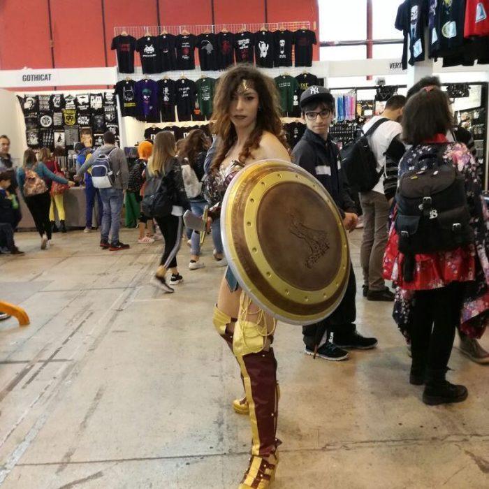 napoli comicon 2017 cosplay